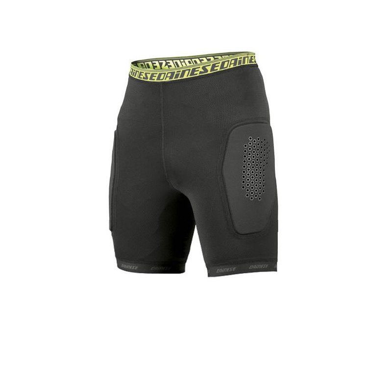 Dainese protection short adulte soft norsorex black