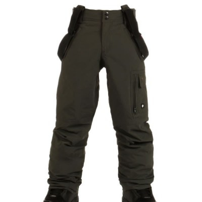 Protest Pantalon Technique Enfant Denys 13 Boardpant Dark Olive