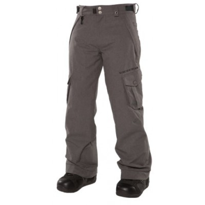 686 Pantalon Technique Enfant Smarty Og Cargo Gunmetal Texture