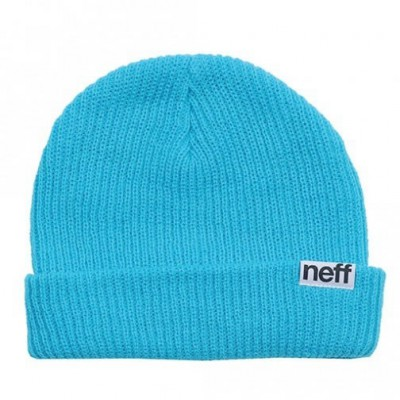 Neff Bonnet À Revers Fold Beanie Cyan