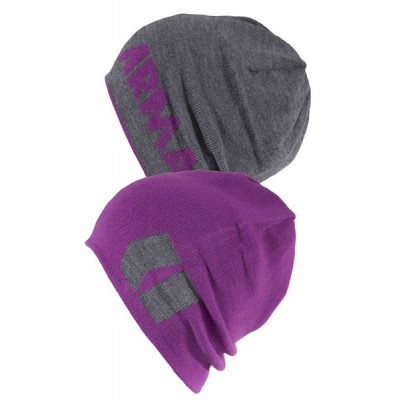 Armada Bonnet Réversible Team Beanie Charcoal