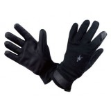 IBEX gants de ski homme shak two layer glove black