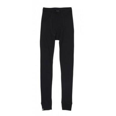 Ibex Sous-vêtement Homme Woolie 150g Bottom W/ Fly Black