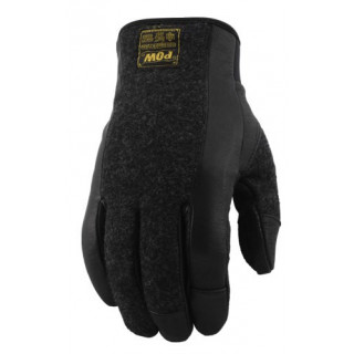 POW gants homme knowlton tt GLOVE BLACK