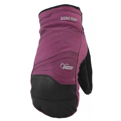 POW mouffles femme pour sports d'hiver stealth gtx mitt purple