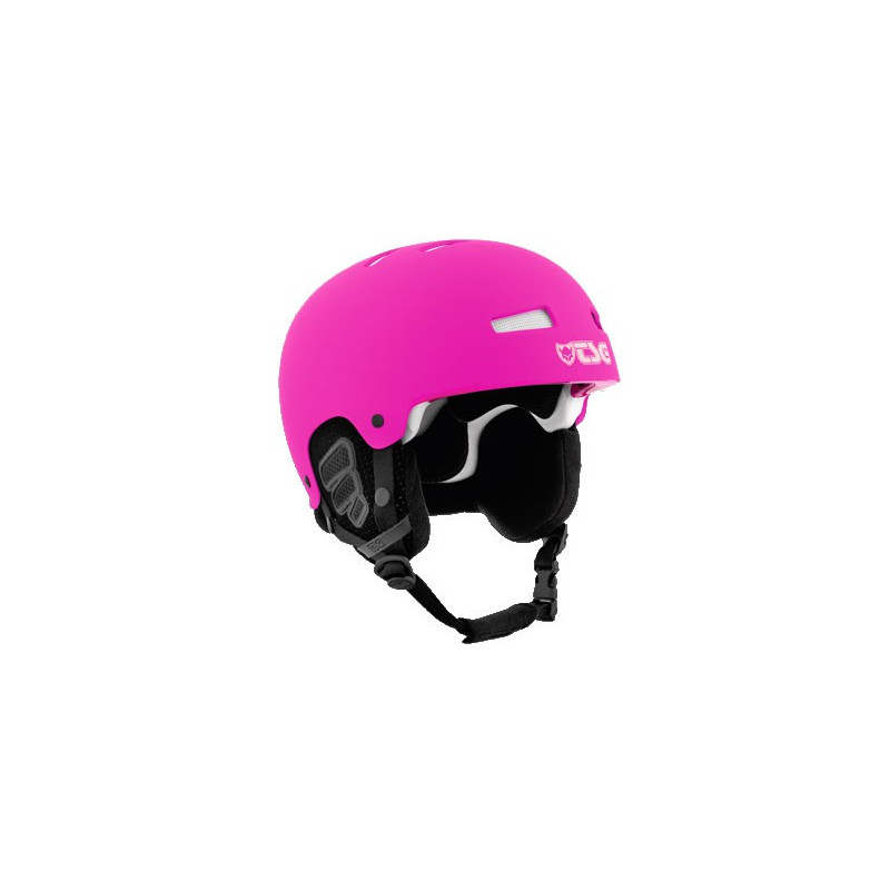 TSG casque de protection GRAVITY SOLID COLOR FLAT FUSCIA