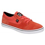 Dc shoes chaussures skate femme BRISTOL SHOE BRIGHT RED