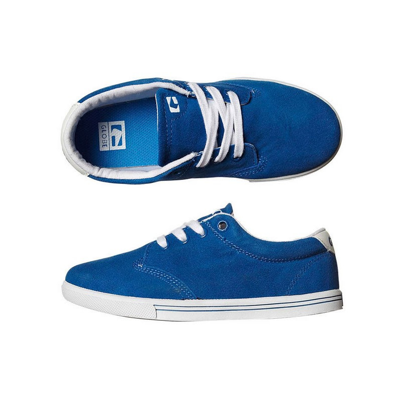 Globe chaussures enfant lighthouse slim junior cobalt
