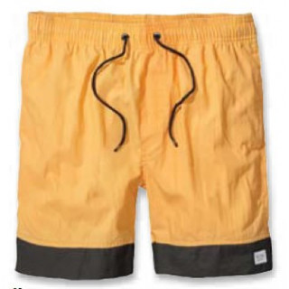 Globe boardshort homme ligne thermo craze orange