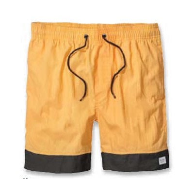 Globe boardshort ligne thermo craze orange