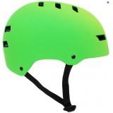 Globe Casque skate modèle freeride vert fluo