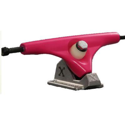 Truck Longboard x-caliber pink set de 2