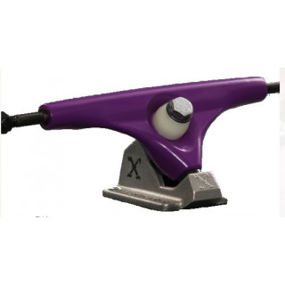 Truck Longboard x-caliber purple set de 2