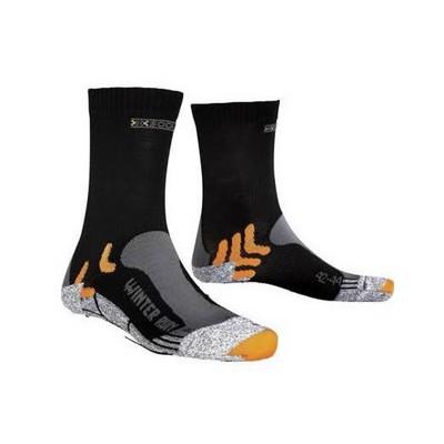 X-Socks RUN WINTER BLACK