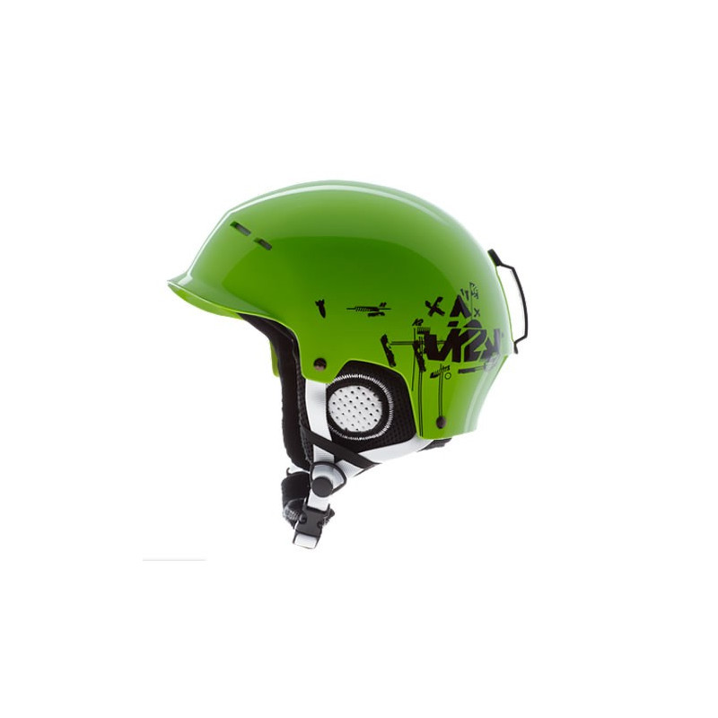 K2 Casque ski RANT LIME