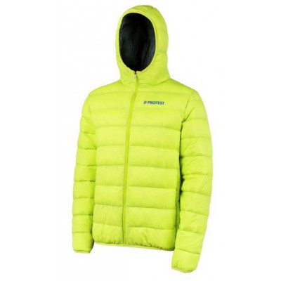 Protest nori Packable down jacket lime
