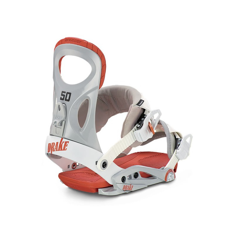 Drake BINDINGS FIFTY WHITE / GREY 2015