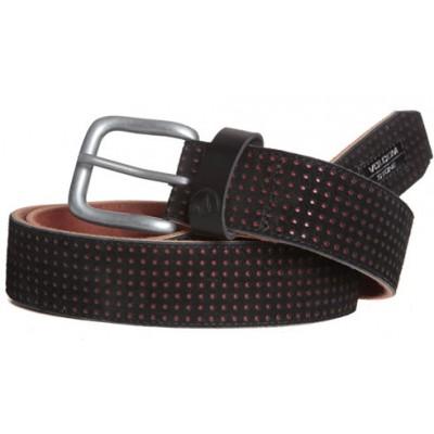 Volcom vendito belt sulfur black