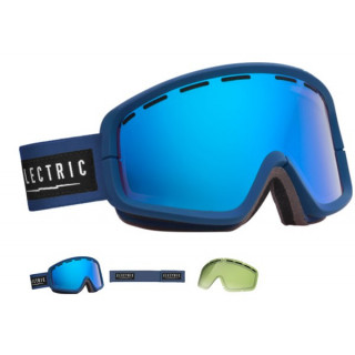 Electric EGB2 BLUES + BL BRONZE / BLUE chrome