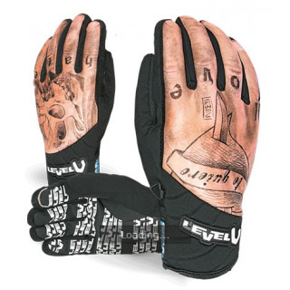 Level Gants glove radiator xcr loden