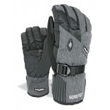 Level Gants Snow matrix Gore-Tex gris foncé