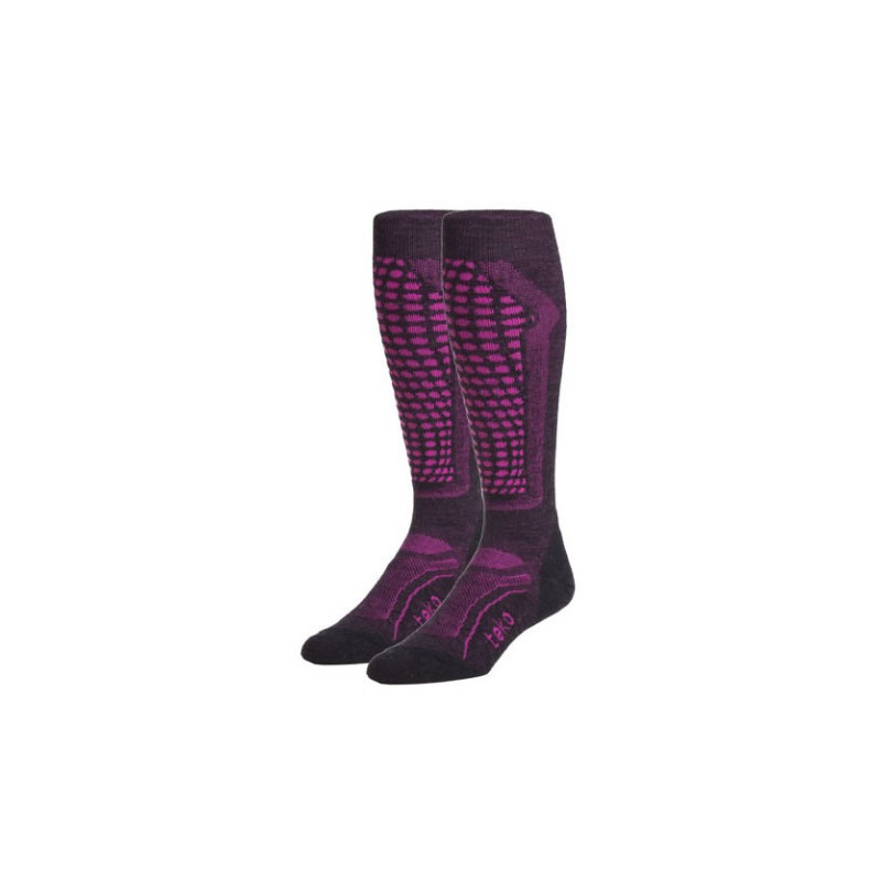 Teko ski light s3 World Tour socks lady azalea