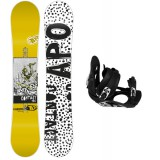 Apo Snowboard CONTACT + FIX CLASSIC m 2015