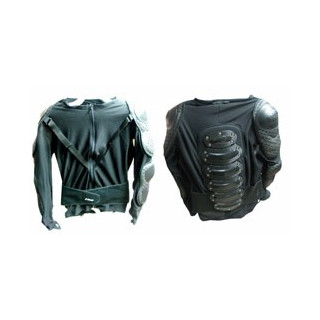 VESTE DE PROTECTION BLACK