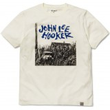 Carhartt s/s john lee hooker tshirt broken white/multicolor