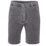 Volcom livingstine fleece short - heather grey