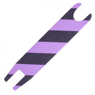 Blazer SCOOTER GRIPTAPE PURPLE / BLACK STRIPE