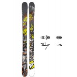 Apo pack ski Sammy C junior 2014 + Fix Salomon Nl7