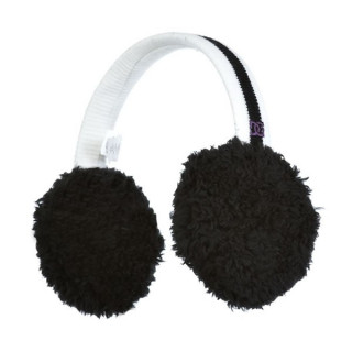 Dcshoes BLAZE EARMUFFS CHARCOAL WHITE