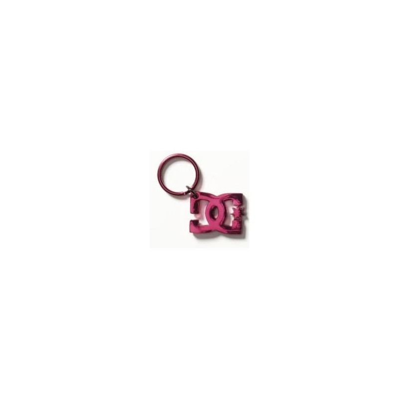 Dcshoes GIRLIE STAR KEYCHAIN LADY MAGENTA