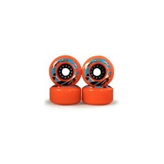 SLASHER WHEEL KIT 80MM ORANGE
