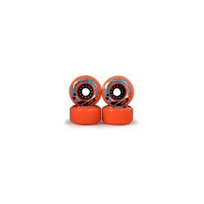 Slasher Wheel Kit 80mm Orange
