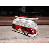 oCUK CAMPER MONEYBOX SUNSET MALIBU