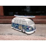 Ocuk CAMPER MONEYBOX MULTI NAVY