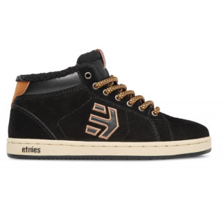 Etnies kids fader mt black brown
