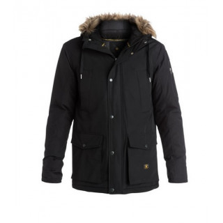 Dc Shoes veste Parka homme Enderby Black