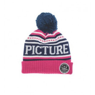 Picture Bonnet manchester beanie pink