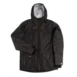 SAGA fatigue 2l jacket black denim