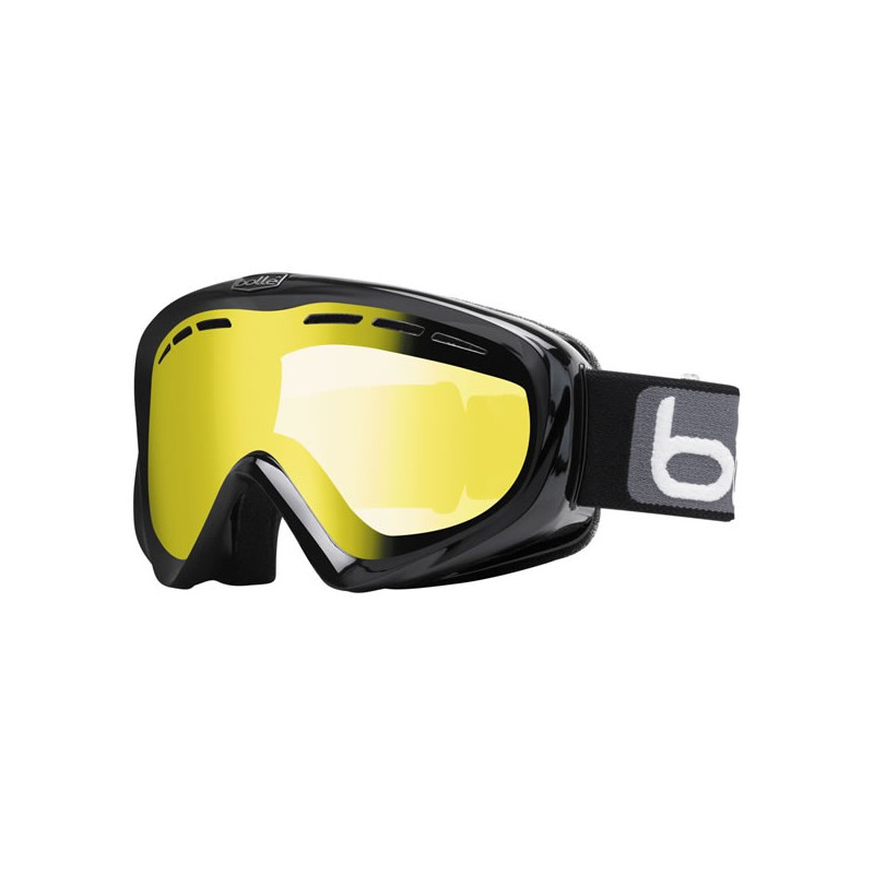 BOLLE Masque Ski/Snow y6 otg shiny black lemon