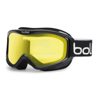 BOLLE Masque Ski Snow mojo shiny black lemon