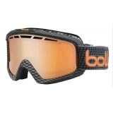 BOLLE Masque ski snow nova 2 matte carbon modulator citrus gun
