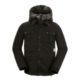 VOLCOM neolithic ins jkt black junior