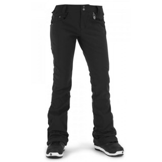 VOLCOM battle stretch pant - black