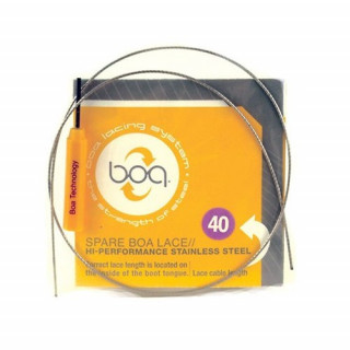 Boa technology Cable de rechange serrage Boa