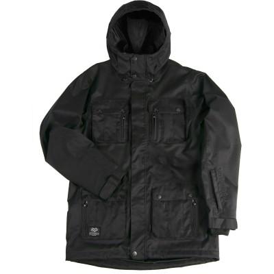 Saga Jacket Anomie Black