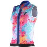 Dainese waistcoat soft flex lady galaxy/sky-blue